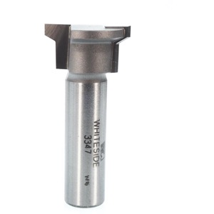 "Whiteside Locking Drawer Glue Joint Router Bit Small 1/2"" Shank"